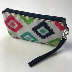 Thirty -One Easy Going Wristlet Candy Corners